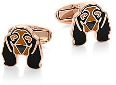 Paul Smith Men's Dog Face Cufflinks