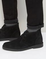 Dune Calabassas Suede Chukka Boots