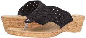 Spring Step Tiffany (Black) Women's Shoes
