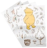 Kids Line Classic Pooh Wall Decals Together Time Collection.