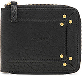 Jerome Dreyfuss Jerome Dreyfus Denis Wallet in Black.