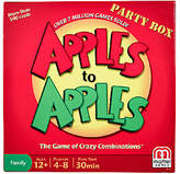 QVC Apples to Apples Party Box