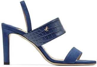 Jimmy Choo Salise sling-back 85mm sandals