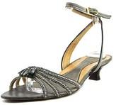 Parentesi 613 Women Open Toe Synthetic Gray Sandals.