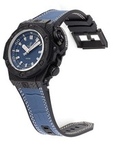 Hublot Big Bang King Oceanographique Blue Dial Automatic Men's Watch