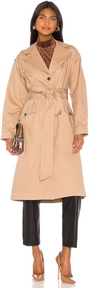 Song of Style Amelia Trench Coat