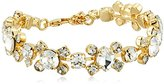 Sorrelli Core Bright Gold Crystal Perfect Harmony Bracelet