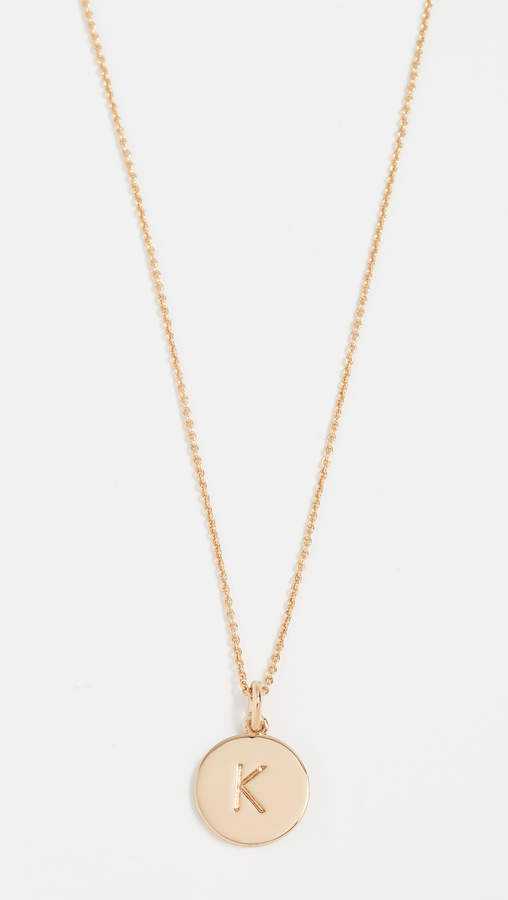 d057cb56 Letter Necklace - ShopStyle