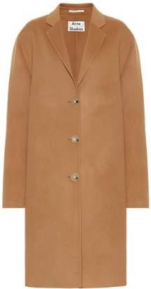 Acne Studios Wool overcoat