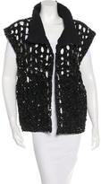 Isabel Marant Velma Sequined Vest w/ Tags