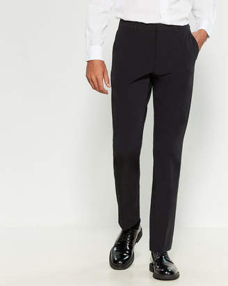 Perry Ellis Solid Slim Fit Tech Dress Pants