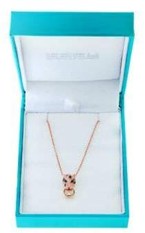Effy Super Buy Diamond, 14K Gold and 14K Rose Gold Necklace, 0.26 TCW