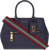 Marc Jacobs Gotham City East-West grained leather tote