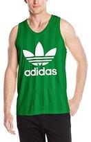 adidas Men's Trefoil Tank Top