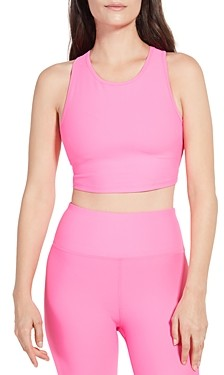 Aqua Athletic Pink Punch Bra Top - 100% Exclusive
