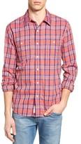 Lucky Brand Men's Mason Workwear Woven Shirt
