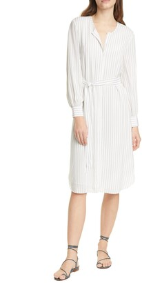 Joie Jeanee Long Sleeve Shirtdress