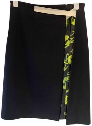 3.1 Phillip Lim Navy Wool Skirt for Women