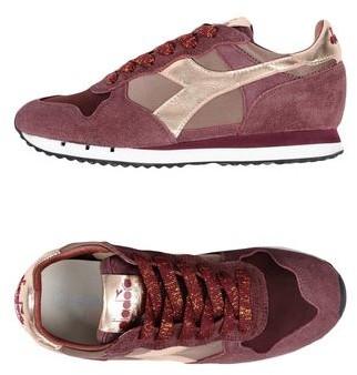 Diadora HERITAGE TRIDENT W LOW SATIN Low-tops & sneakers