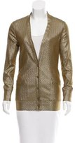 Etro Metallic Brocade Jacket