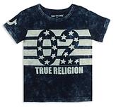 True Religion Boys' Indigo American Tee - Little Kid