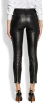 Givenchy Black leather pants