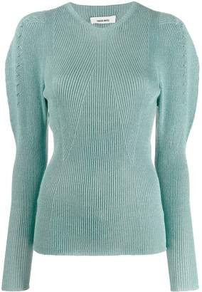 Circus Hotel ribbed knit sweater