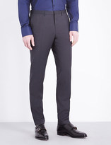 HUGO BOSS Wave wool trousers