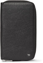Tom Ford Full-Grain Leather Travel Wallet