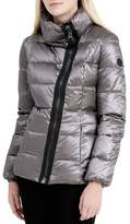 Calvin Klein Women's Asymmetrical Zip Down Jacket