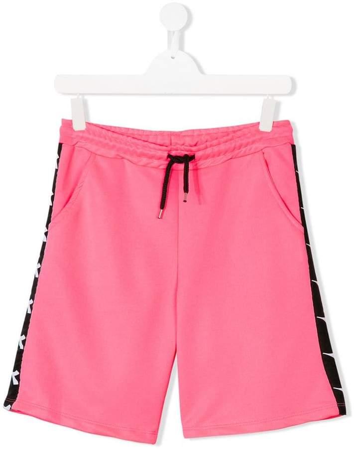 Diadora Junior logo web shorts