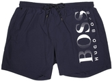 BOSS HUGO BOSS Swim Shorts Octopus 50332324 413 Navy