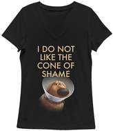Fifth Sun Up Dug 'I Do Not Like the Cone of Shame' Tee - Juniors