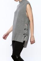 Do & Be Sleeveless Sweater