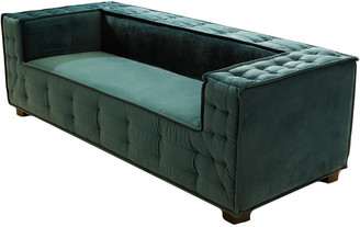 Chic Home Bryant Teal Sofa