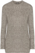 Theory Diantha ribbed-knit sweater