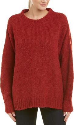 Isabel Marant Alpaca & Wool-Blend Pullover