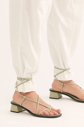 Free People Fp Collection Luna Mini Block Sandals by FP Collection at