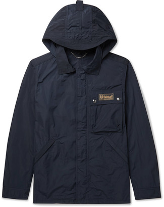 Belstaff Weekender Shell Hooded Jacket