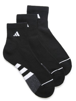 adidas Cushioned Men's Ankle Socks - 3 Pack