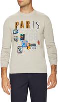 Kenzo Men's Paris Crewneck Sweater