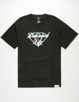 Diamond Supply Co. Diamond Life Script Mens T-Shirt