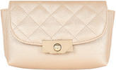 Accessorize Quilted Kim Lock Small Cross Body Bag