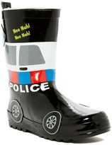 Joseph Allen Police Chief Rain Boot (Little Kid & Big Kid)