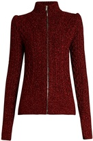 Isabel Marant Daley high-neck zip-through sweater