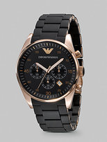Emporio Armani Sport Chronograph Watch