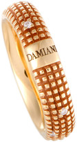 Thumbnail for your product : Damiani 18K Rose Gold Diamond Ring