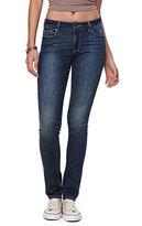 Bullhead Black Eve Indigo Skinny Jeans