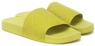Bottega Veneta Slider rubber slides