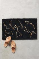 Anthropologie Constellations Doormat